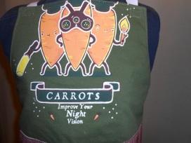 carrots bunnies vera closeup