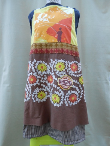 icicle creek flower power skirt