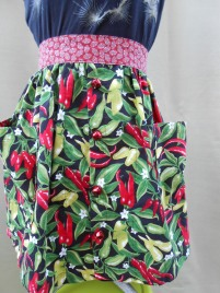 jingle pepper half apron